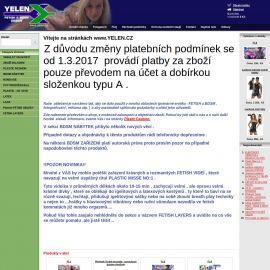 yelen.cz